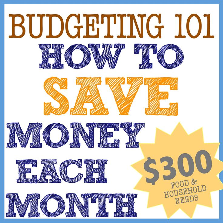 Want to read about the rest of the Budgeting 101 Series? Find it: HERE .   Budgeting 101: Class 4   Meal Planning is what makes my bud...