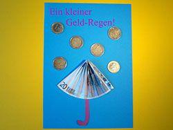 Sooth´s Bastelkram und Döntjes : Geldgeschenke , 171 Ideen auf die man sicher nicht alle von alleine kommt.
