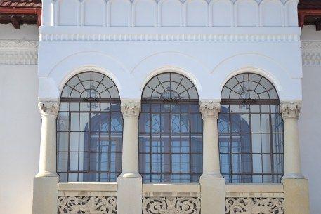 Casa Purnichescu - detaliu (înc. sec. XX), Strada Doamna Elena 9, Câmpulung