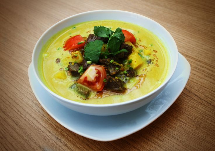 Nyum,  Our special Beef Curry from Swiss-Belinn Kristal kupang will be perfect for your lunch :)