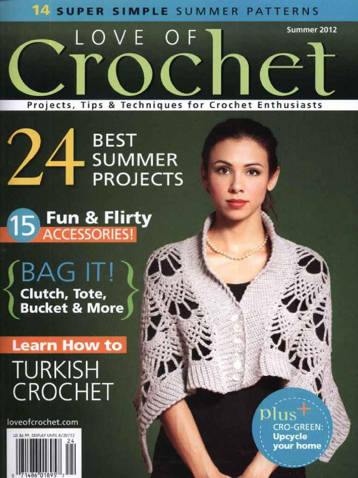 Love of crochet summer 2012