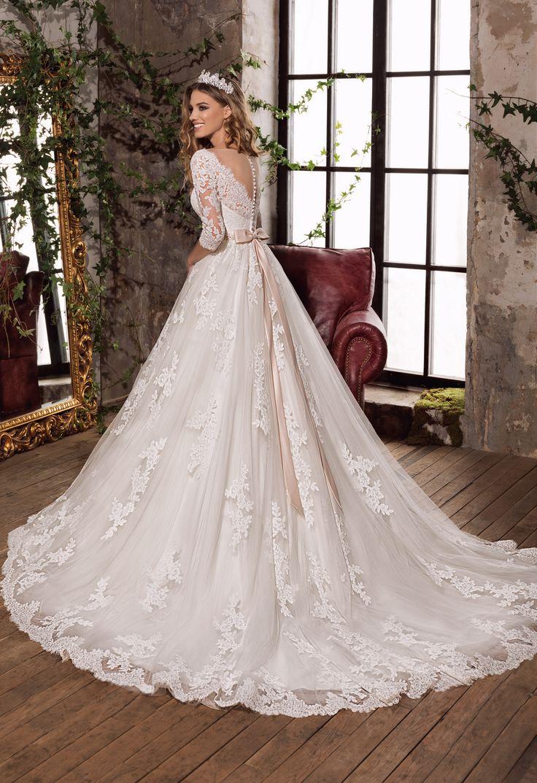 свадебное платье Nora Naviano 15315, wedding dress, невесты 2017, свадебное платье, bride, wedding, bridesmaid dress, prospective bride, best bride