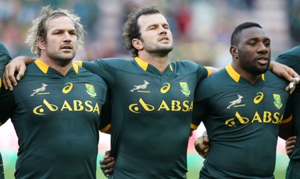 South Africa: Our boys the Springboks have done it! Amid a pre-season riddled with losses and injuries - the Boks put the humiliated defeat at the hands of the Japanese as the opening game firmly behind them to bounce back victorious as the Pool B leaders and the first team to go through to the quarter-finals.
