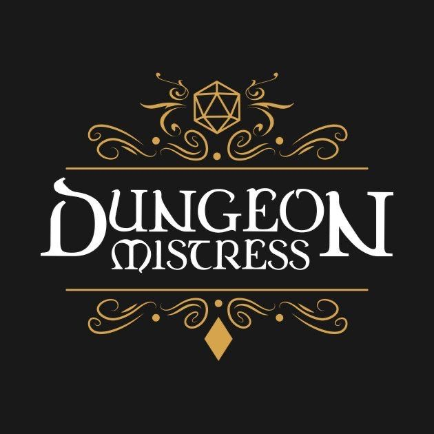 Beware the Smiling DM tabletop gaming DnD RPG Gaming Pin