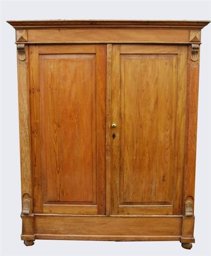 Victorian Pine Double Wardrobe ,completely Flat Packs No Reserve Very Low  Start. Tv ArmoireArmoire ...