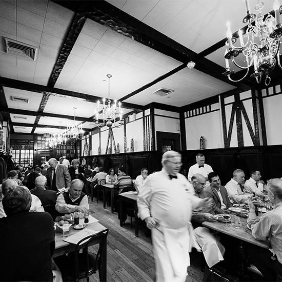 Iconic Steak Houses: Peter Luger Steak House, Brooklyn