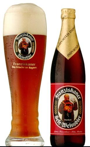 Franziskaner Hefe-Weissbier Dunkel - 3.36 - www.ratebeer.com/beer/franziskaner-hefe-weissbier-dunkel/1089/