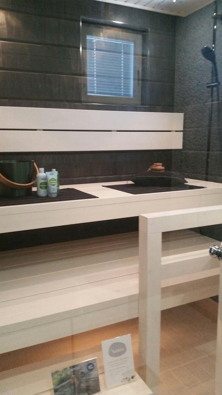 Seinäjoen asuntomessut 2016 // sauna