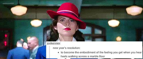 Happy Agent Carter Day