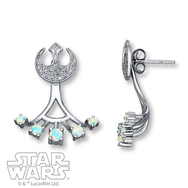 Kay Jewelers' Star Wars Collection Keeps Growing