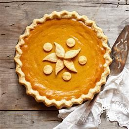 Perfect Pumpkin Pie from Eagle Brand | This is my go to pumpkin pie recipe.  It's consistently good and very simple.  Love it!
