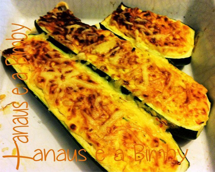 Xanaus e a Bimby: Courgette Recheada- A Dieta dos 31 Dias com a Bimb...
