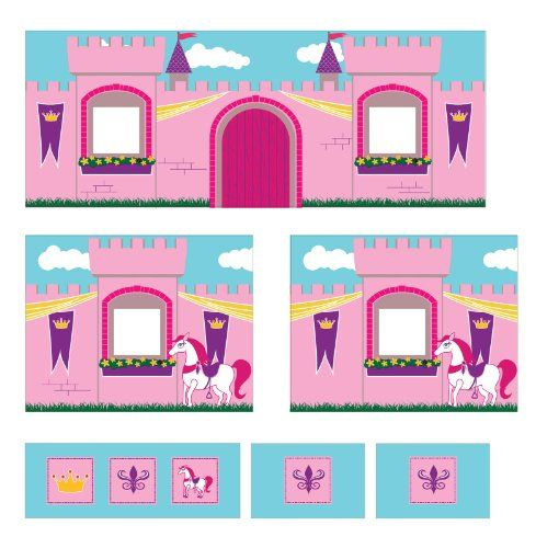 Dorel Home Products Curtain Set for Junior Loft Bed, Princess Castle Dorel Home Products http://www.amazon.com/dp/B00CP53FSC/ref=cm_sw_r_pi_dp_swJyub0NB0AY8