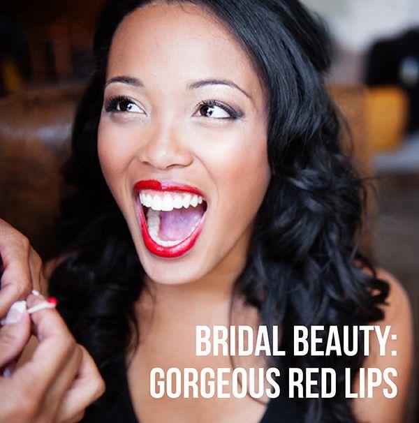 Bride Wore Red Lipstick 108