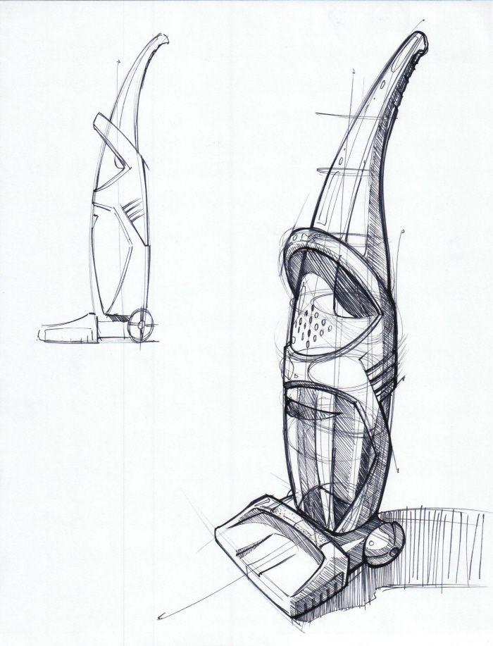 Sketches by Austin Scott at Coroflot.com