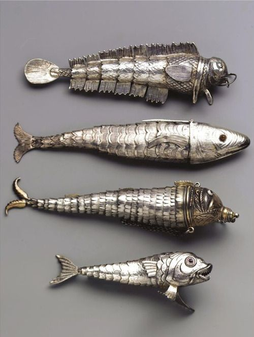 metal fish//