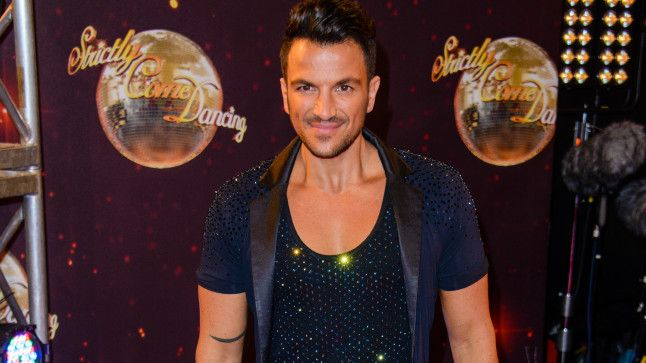 Peter Andre dubbed the 'vainest' celebrity in history of Strictly Come Dancing #JanetteManrara