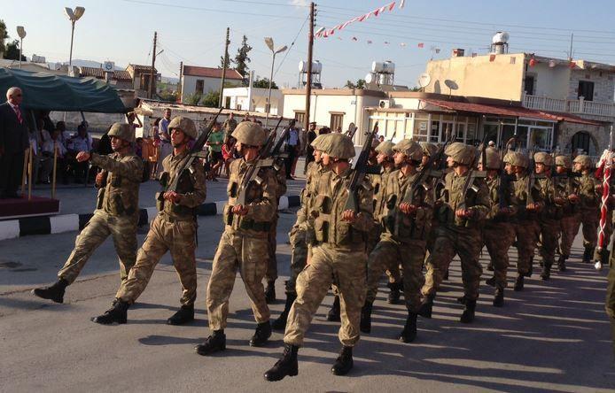 «Λύση» στο Κυπριακό με …χωροφύλακα τα στρατεύματα του Αττίλα!