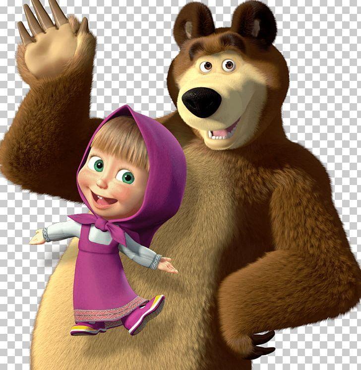 Masha And The Bear Educational Games Animation Child Png Clipart Animaccord Animation Studio Animals Animation Bear Birthday Kartun Seni Animasi Stensil