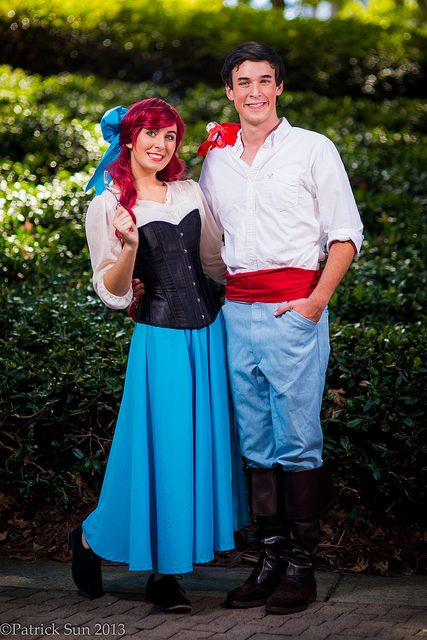 Disney's Ariel & Eric from The Little Mermaid