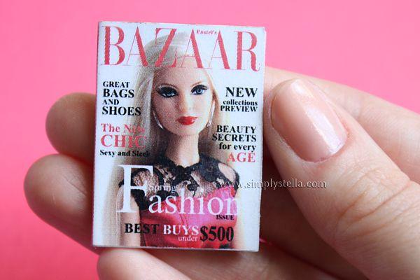 Free Magazine Printable: Pastel's Bazaar #3