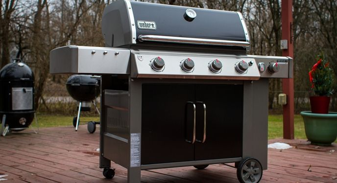 Weber Grill Outdoor Küche : Weber module für outdoorküche genesis e serie amazon garten