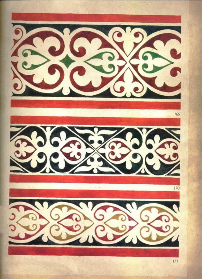 Орнаменты сербских фресок. – 82 photos | VK