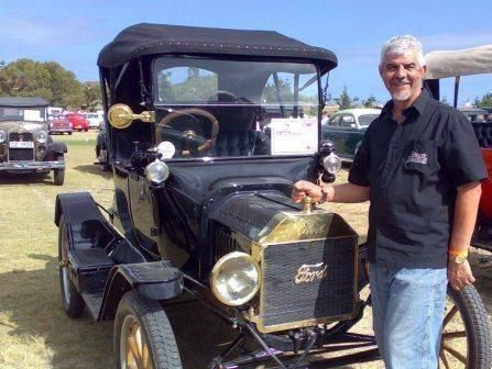 Hennie Botes Henry Ford