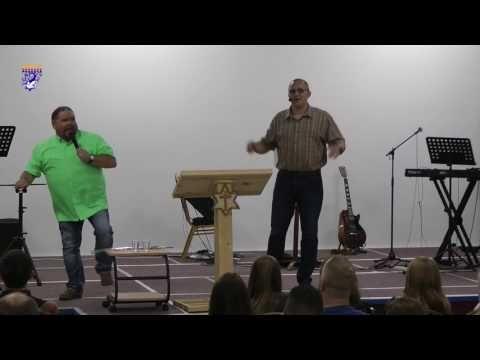 Пастор Тодд, Штат Техас, США. Ев.от Иоанна 5 гл. Слово одобрения