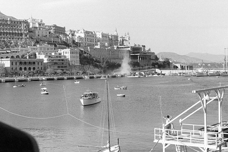 Alberto Ascari is the only driver to ever crash into the waters of Monaco harbor during the Grand Prix of Monaco. He survived, swimming to shore, but died testing a car at Monza four days later.