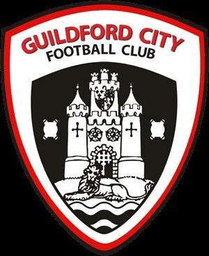 Guildford City of England crest.