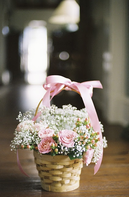 Flower Girl Baskets Small : Best ideas about flower girl basket on