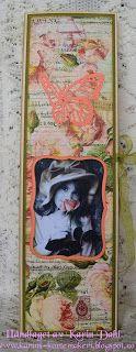 Karins-kortemakeri: Sjokoladekort