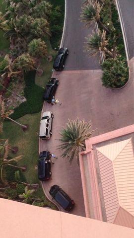 Sasha, Malia Obama Vacation at Bahamas Atlantis Resort -- thank you America!