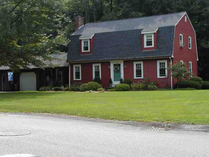 24 best images about what is a gambrel dutch colonial for Mckie wing roth home designs
