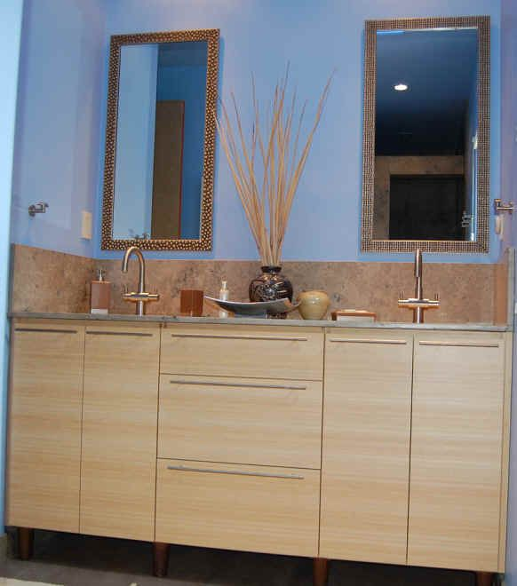 86 Best Images About Cabinets Bamboo Bathroom Vanities On Pinterest Contemporary Bathrooms
