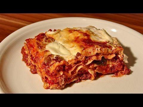 Lasagne maken - YouTube