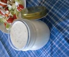 American style ranch dressing