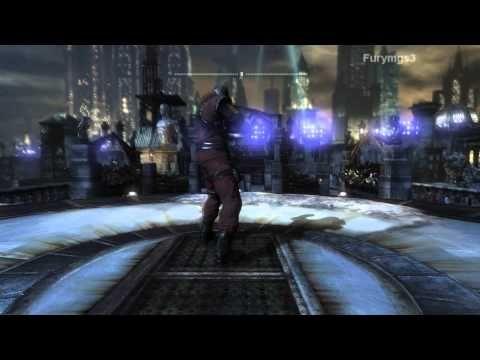 Batman Arkham City part 36 Deadshot, Azrael