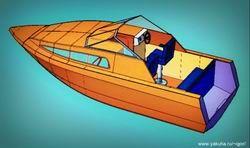 Катер Север 600 - набор для самостоятельной постройки. Проекты Игоря Седельникова в наборах для самостоятельной постройки. Наборы для постройки судов из фанеры. Проекты яхт, лодок, катеров. Север 420. Север 520. Север 600. Яхта Натали 625. Яхта Альтруист.