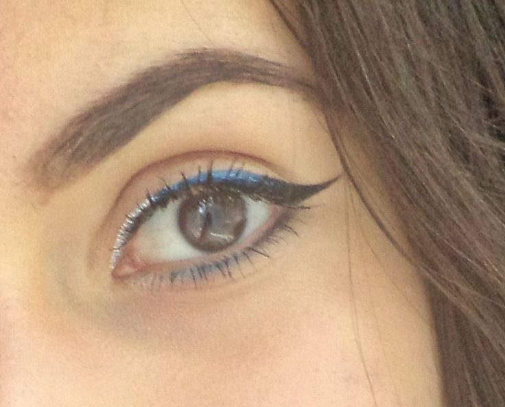 Ombre eyeliner