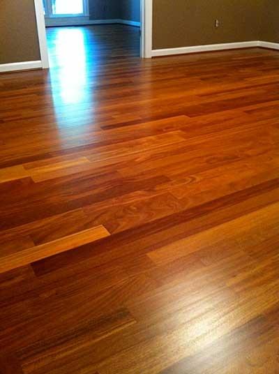Green Step Flooring: Cumaru