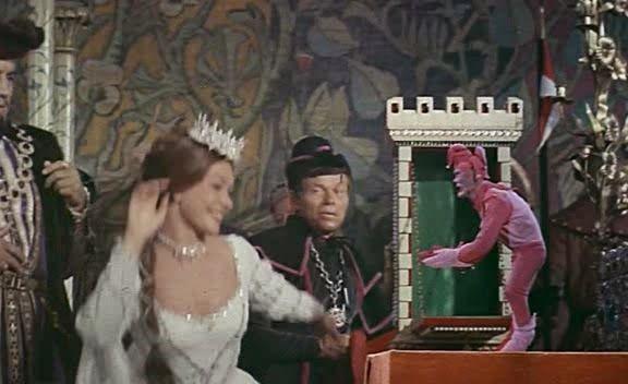 Filmes segregados: O Matador de Gigantes (Jack the Giant Killer 1962)