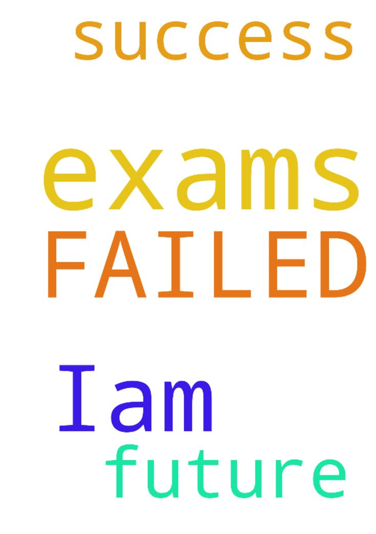 Iam FAILED in my exams please prayer for me .to get - Iam FAILED in my exams please prayer for me .to get success in my exams and my future... please Posted at: https://prayerrequest.com/t/uSu #pray #prayer #request #prayerrequest