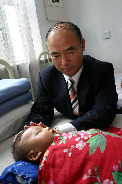 Children Hospital in North Korea
