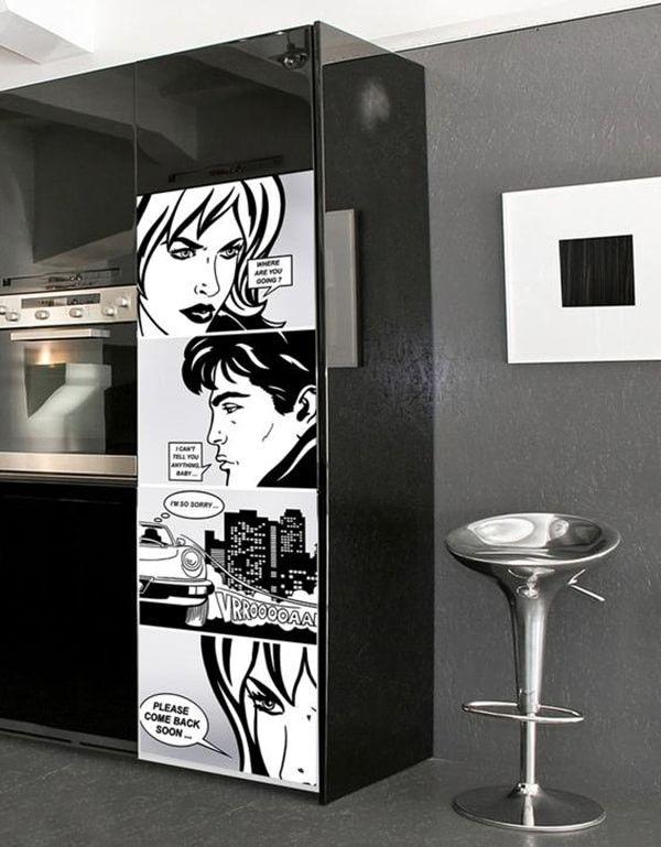 Vinilos Para Muebles Leroy Merlin Nuevo Vinilos Para La Cocina Decoración De Interiores Y Decoración De Refrigerador Vinilos Para Muebles Decoración De Nevera
