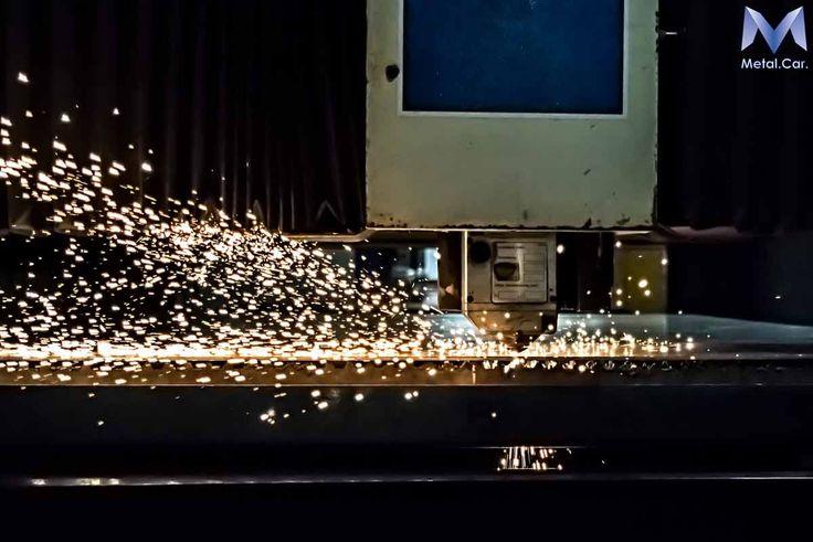 Taglio Laser Torino: Acciaio Inox, Ferro, Alluminio e altre leghe