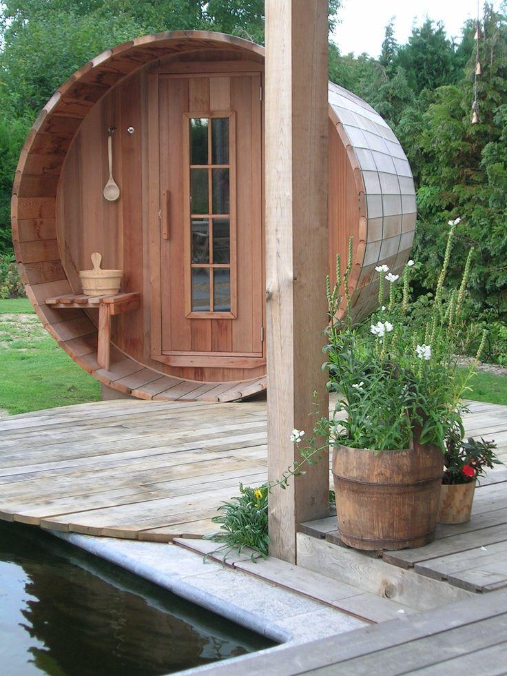 Barrel sauna outdoor sauna barrel sauna outdoor