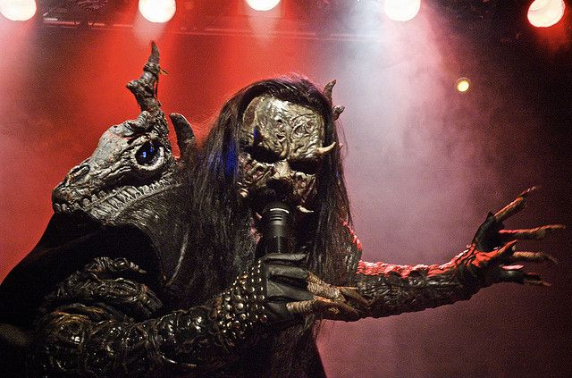 Lordi, The Eurovision Song Contest Winner 2006