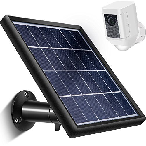 Attention This Solar Panel Cable Connector Is Barrel Connector Only Suitable For Ring Spotlight Cam If Your Camera Is Ring Stick Up C